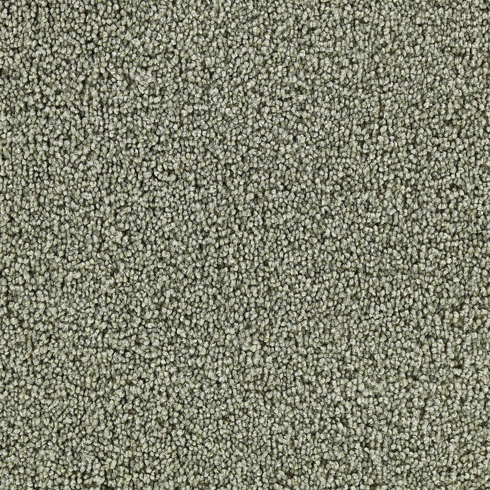 Martha Stewart Living Weston Park Pumpkin Seed - 6 in. x 9 in. Take Home Carpet Sample-DISCONTINUED