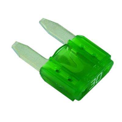 30-Amp ATM Fuse in Green