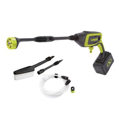 24-Volt 350 PSI Max 0.6 GPM Cold Water Cordless Electric Power Cleaner (Tool-Only)