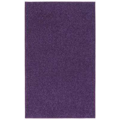 OurSpace Purple 7 Ft. X 10 Ft. Bright Area Rug