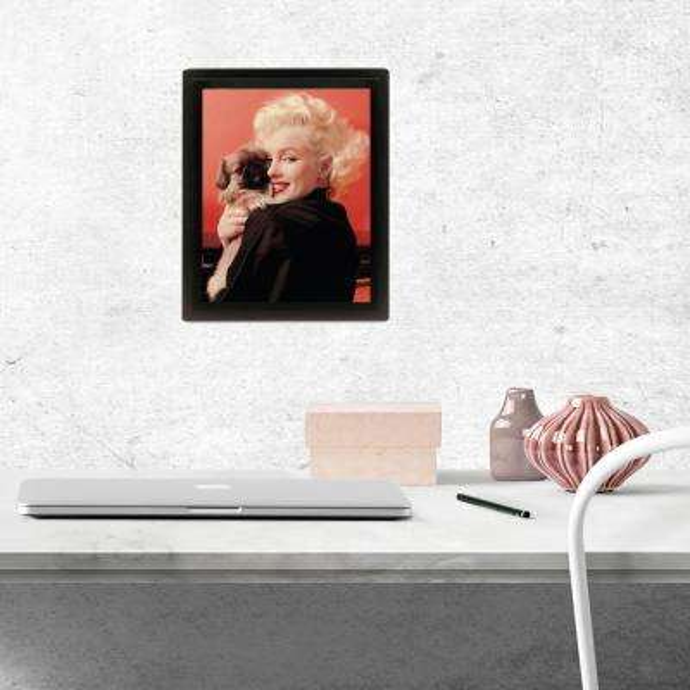 """Marilyn Monroe - Puppy"" Wall Art"