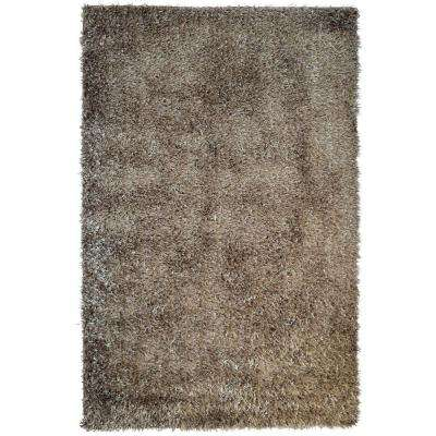 City Sheen Clay 7 ft. x 9 ft. Area Rug