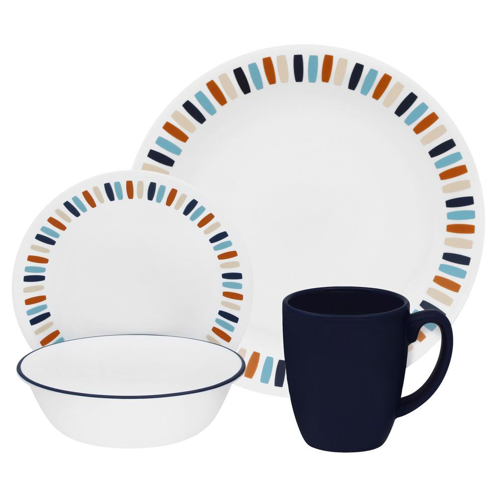 Classic 16-Piece Payden Dinnerware Set