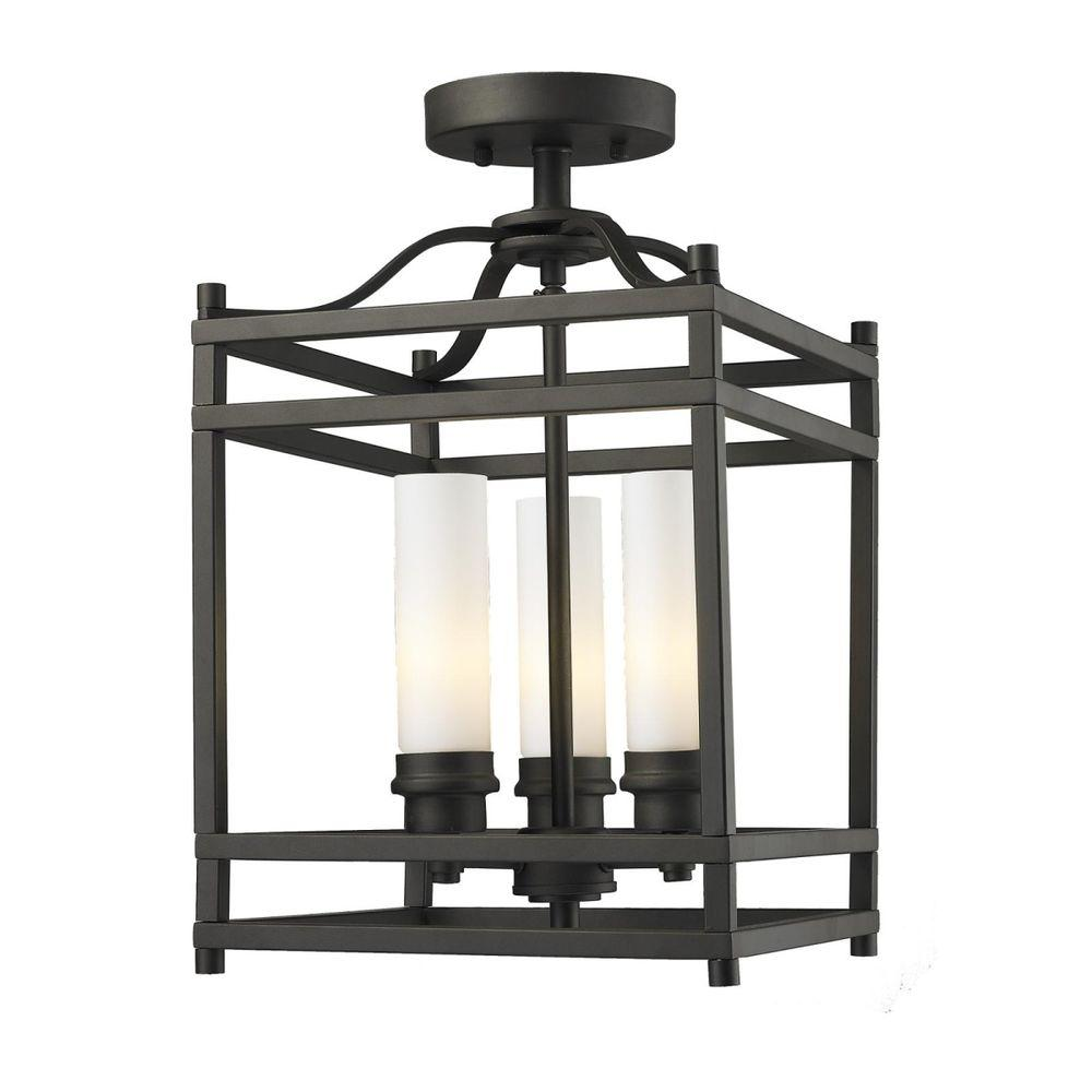 mount bellacor flush lighting at awesome light and ceiling semi cage