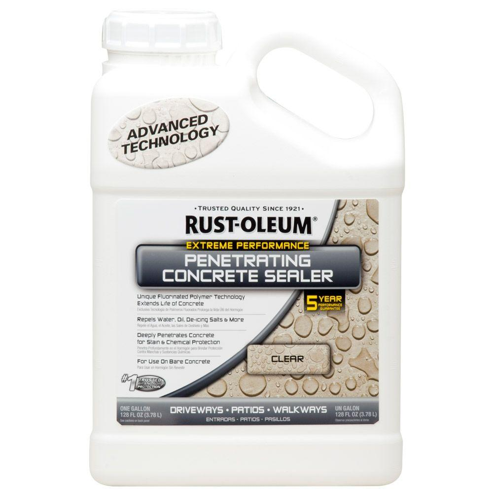 Rust-Oleum 1 gal. Penetrating Concrete Sealer (Case of 2)