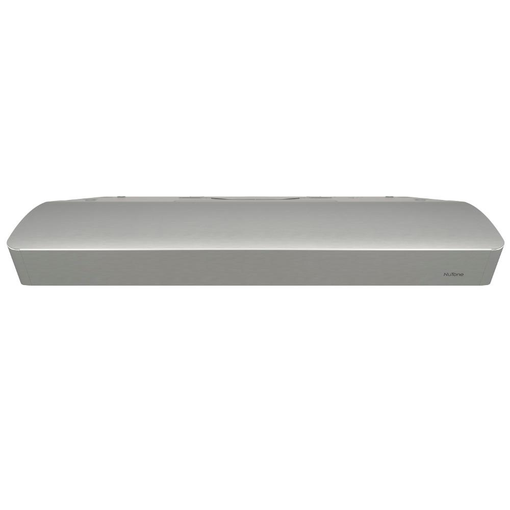 Merveilleux Convertible Range Hood In Stainless Steel