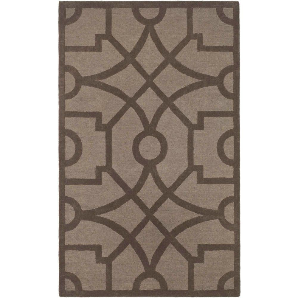 Martha Stewart Living Fretwork Cavern 8 ft. x 10 ft. Area Rug