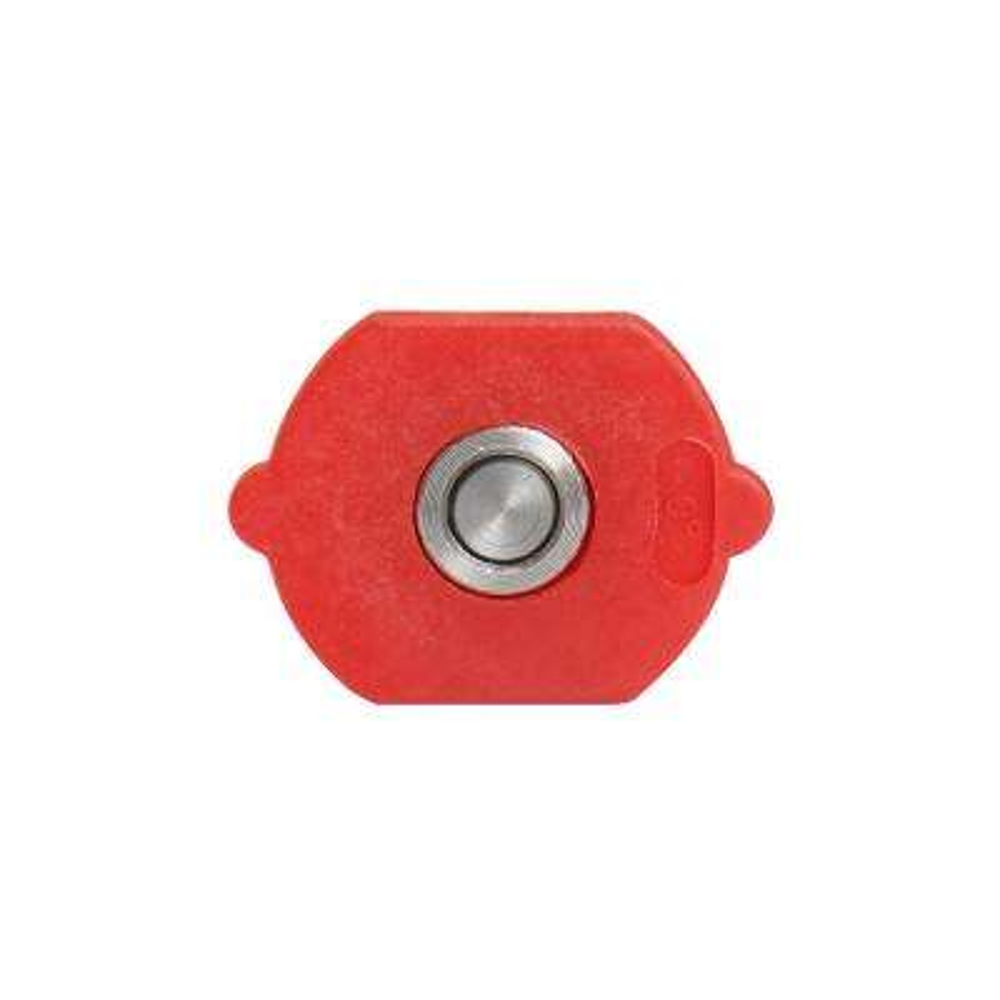 1/4 in. Pressure Washer Seal 0° Nozzle Cap
