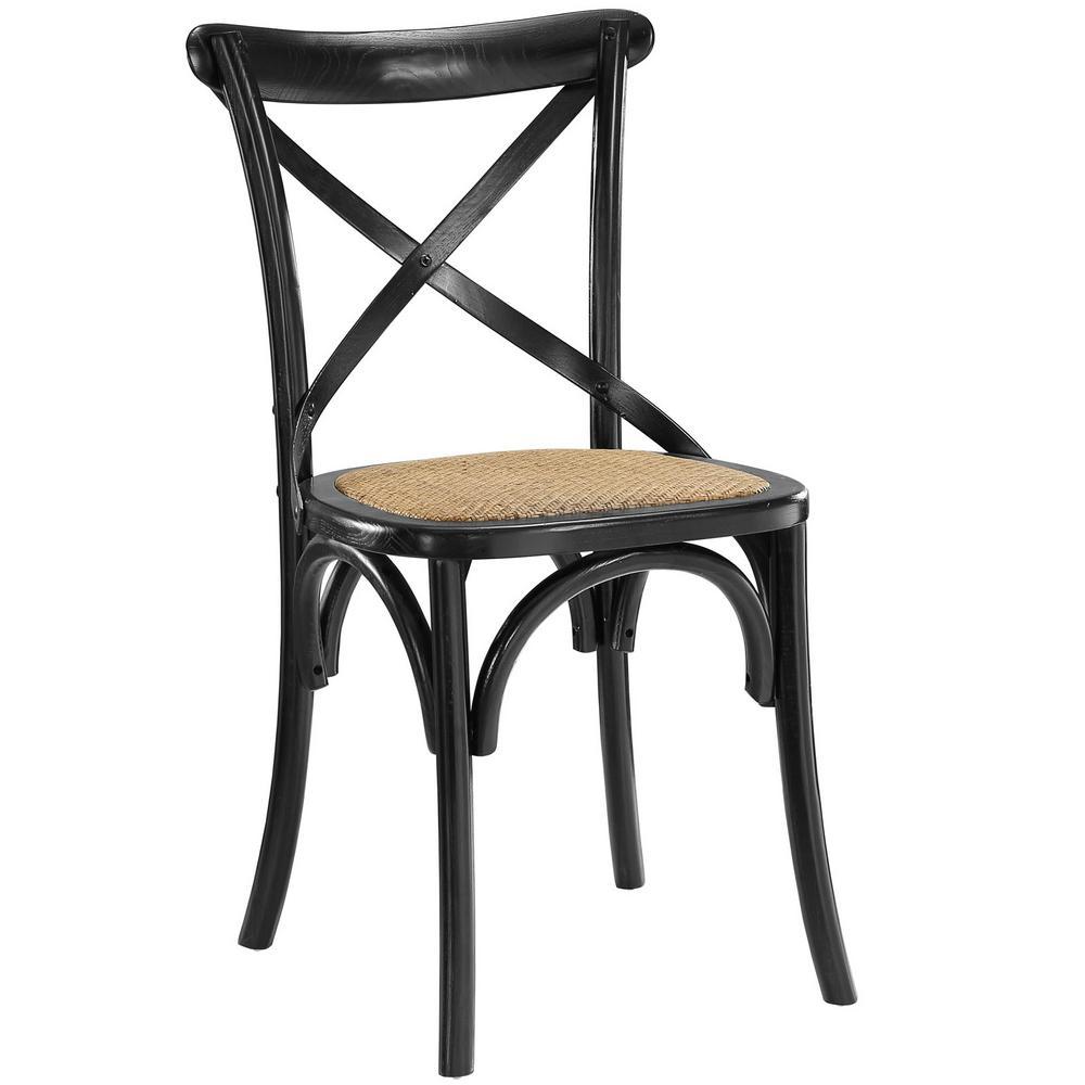 Gear Black Dining Side Chair