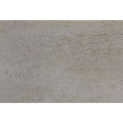 4 in. Ultra Compact Surface Countertop Sample in Keon Concrete