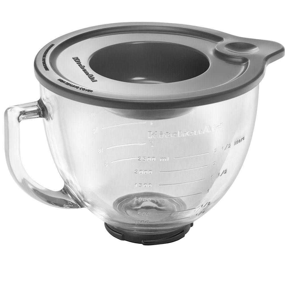 KitchenAid 5 qt. Glass Bowl for Tilt-Head Stand Mixers