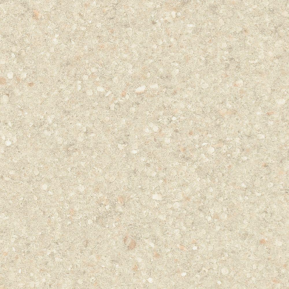 5 in. x 7 in. Laminate Sample in Creme Quarstone Radiance