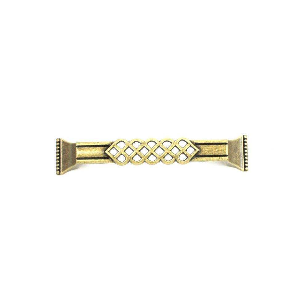 Classic Hardware Artistic Series Antique Brass Dark Handl...