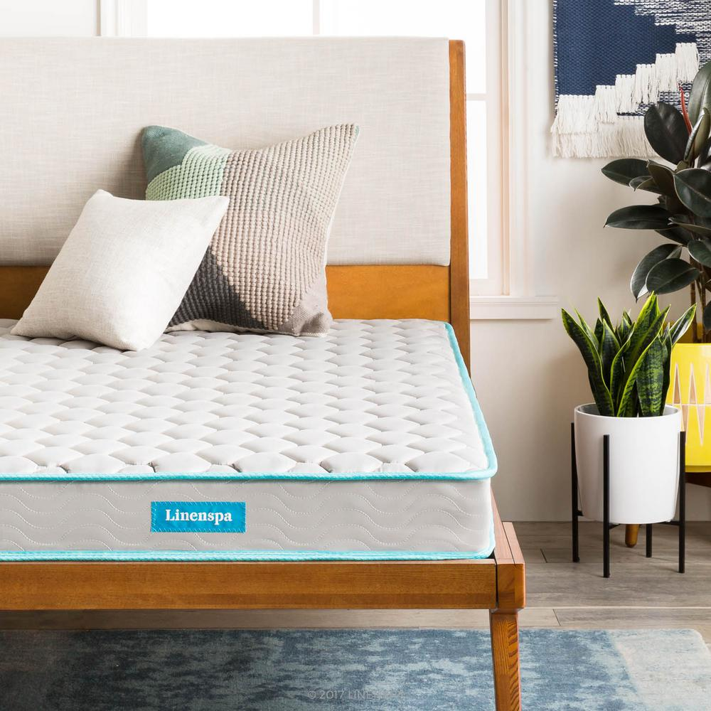 6 in. Full XL Innerspring Mattress