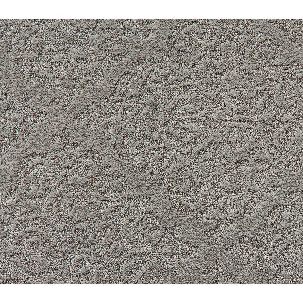 Carpet Sample - Copenhagen - Color Shadow Pattern 8 in. x 8 in.