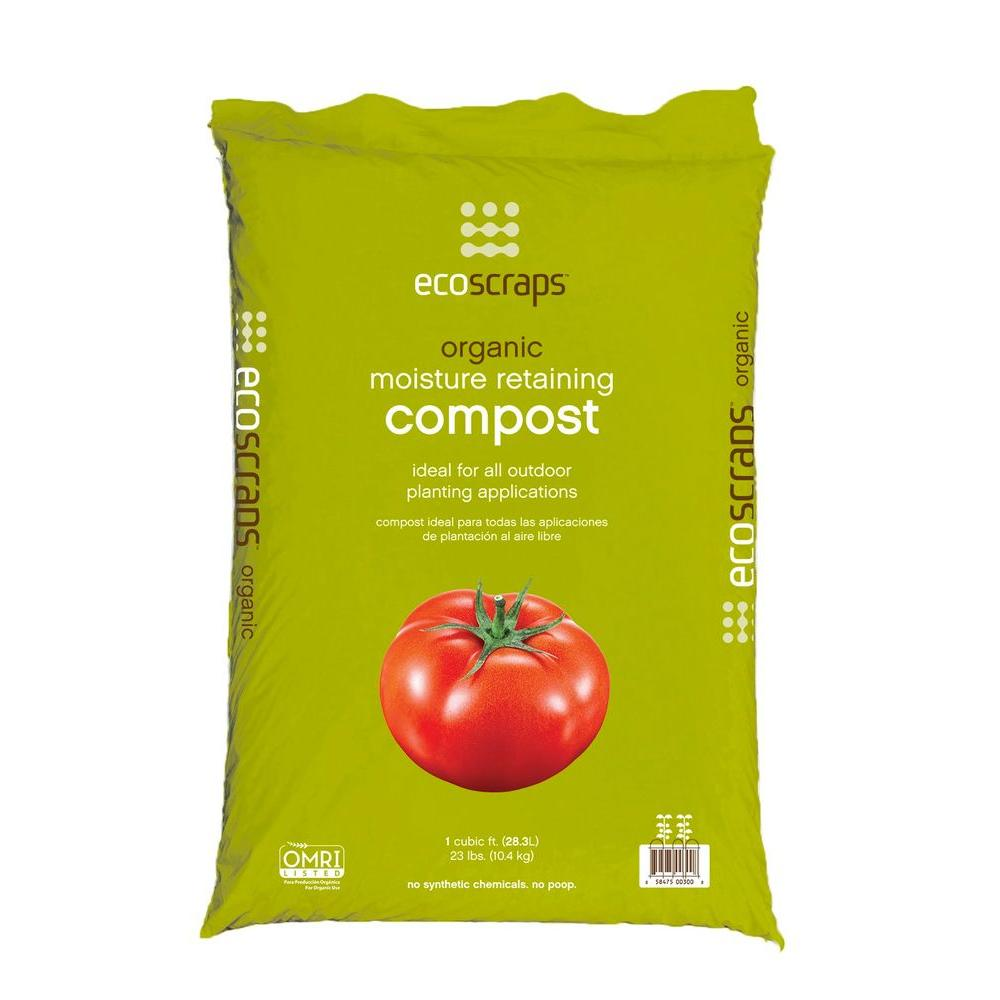 1 cu. ft. Moisture Retaining Compost Mix