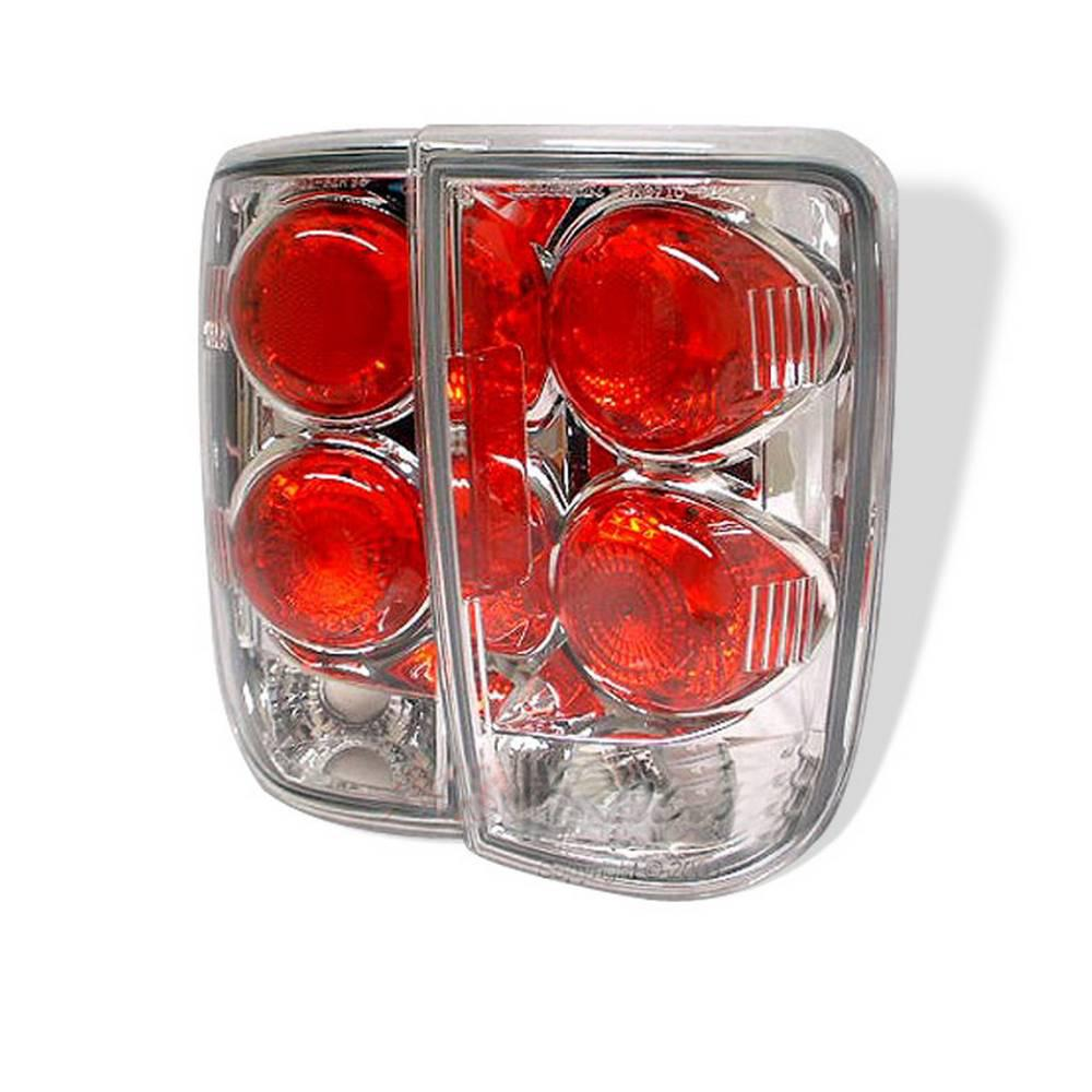 Spyder Auto Chevy Blazer 95-05 OE Style Tail Lights Red Smoked 9030529