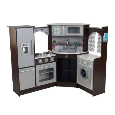 Ultimate Espresso Corner Play Kitchen