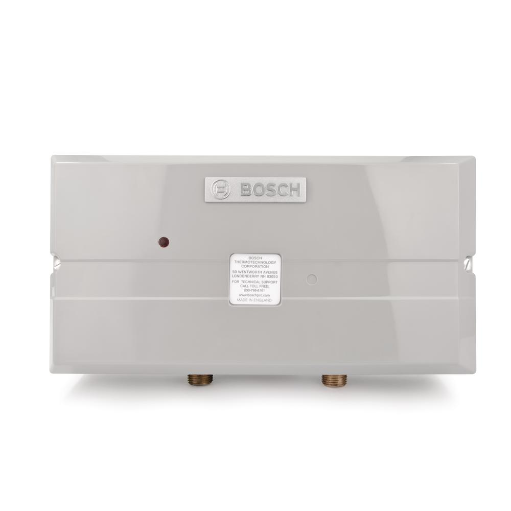 Bosch Tronic 3000 US12 Electric Point Of Use Tankless Water  Heater 7736500683   The Home Depot