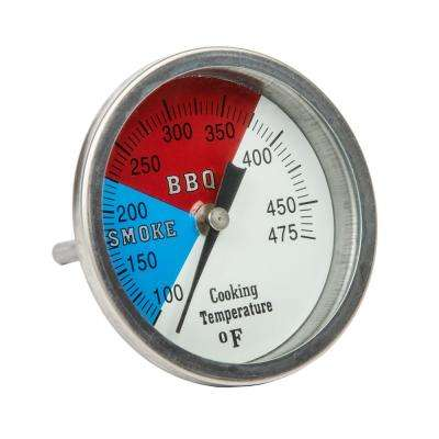 3 in. Stainless Steel Replacement Temperature Gauge