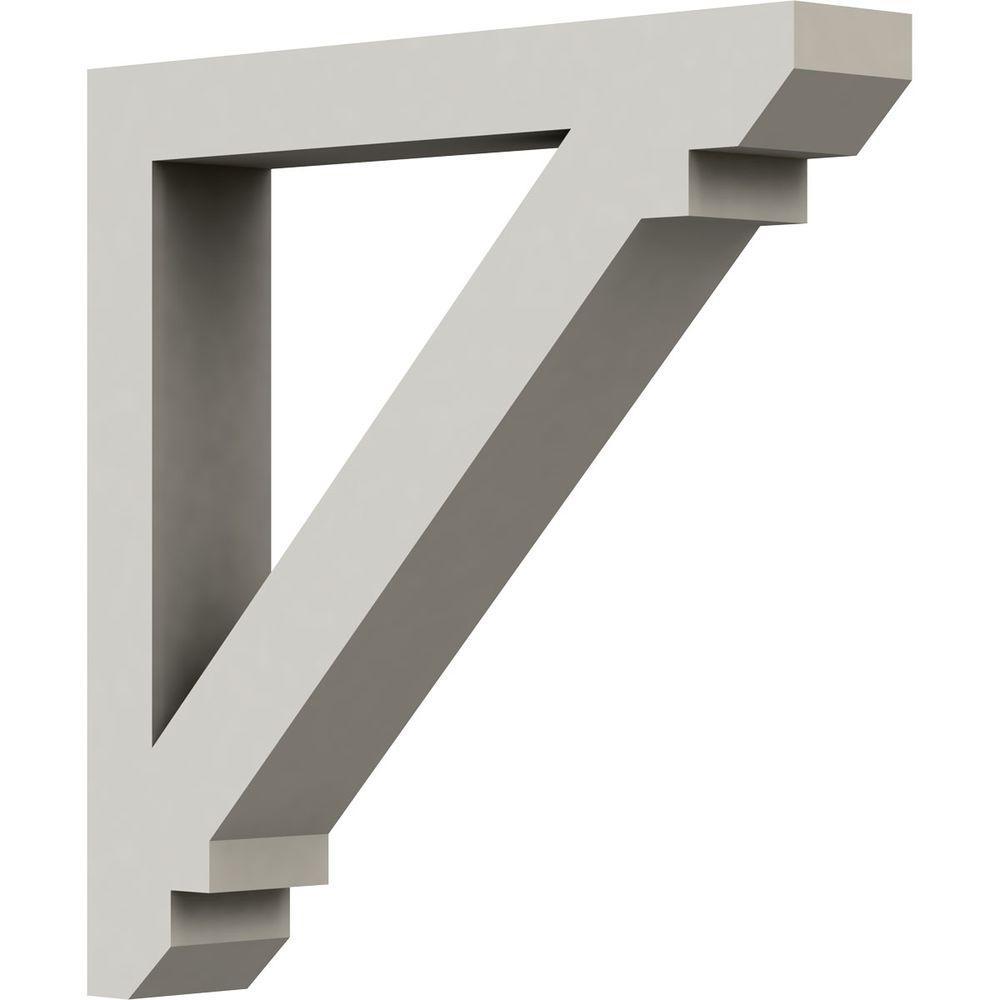 Ekena Millwork 2 In X 13 7 8 In X 13 7 8 In