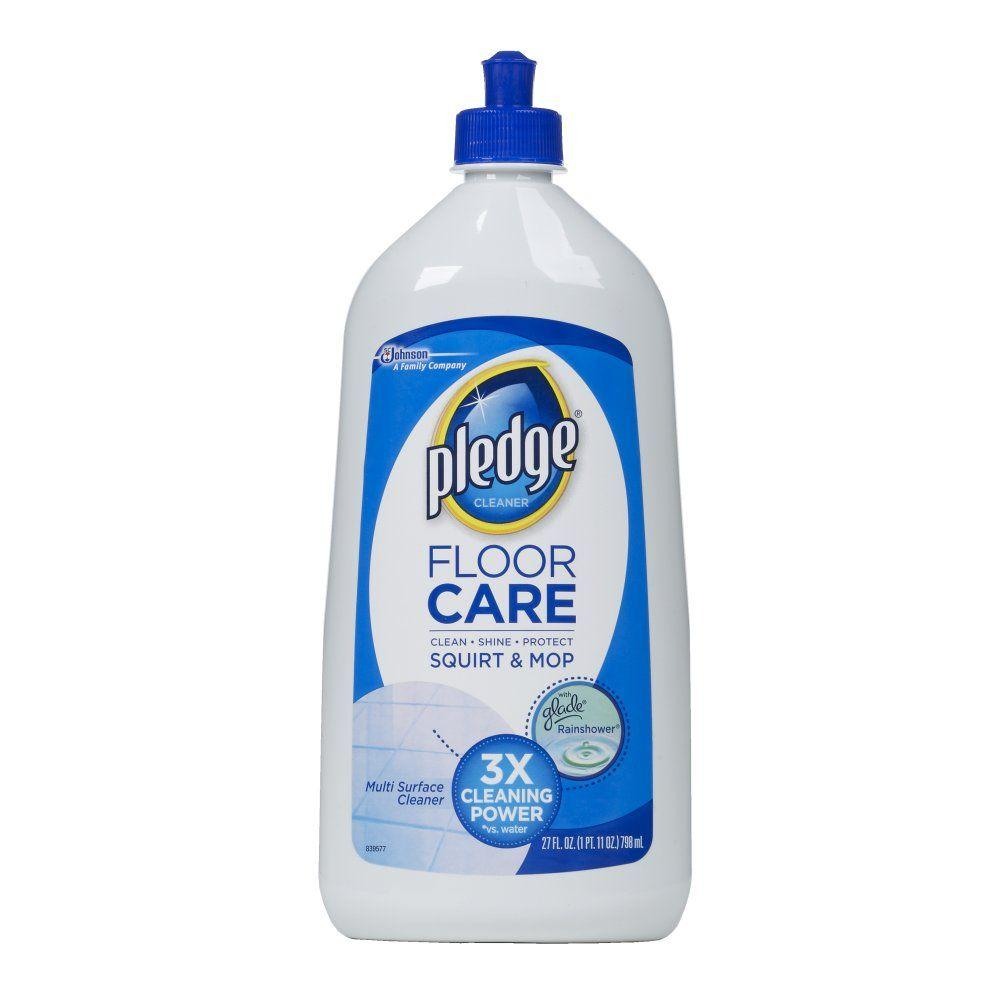 pledge floor care pledge 27 oz multi surface floor cleaner 022220 the 31415