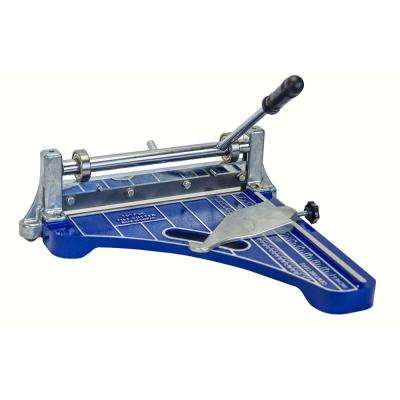 Blue Manual Tile Cutters Tile Tools Supplies The Home Depot