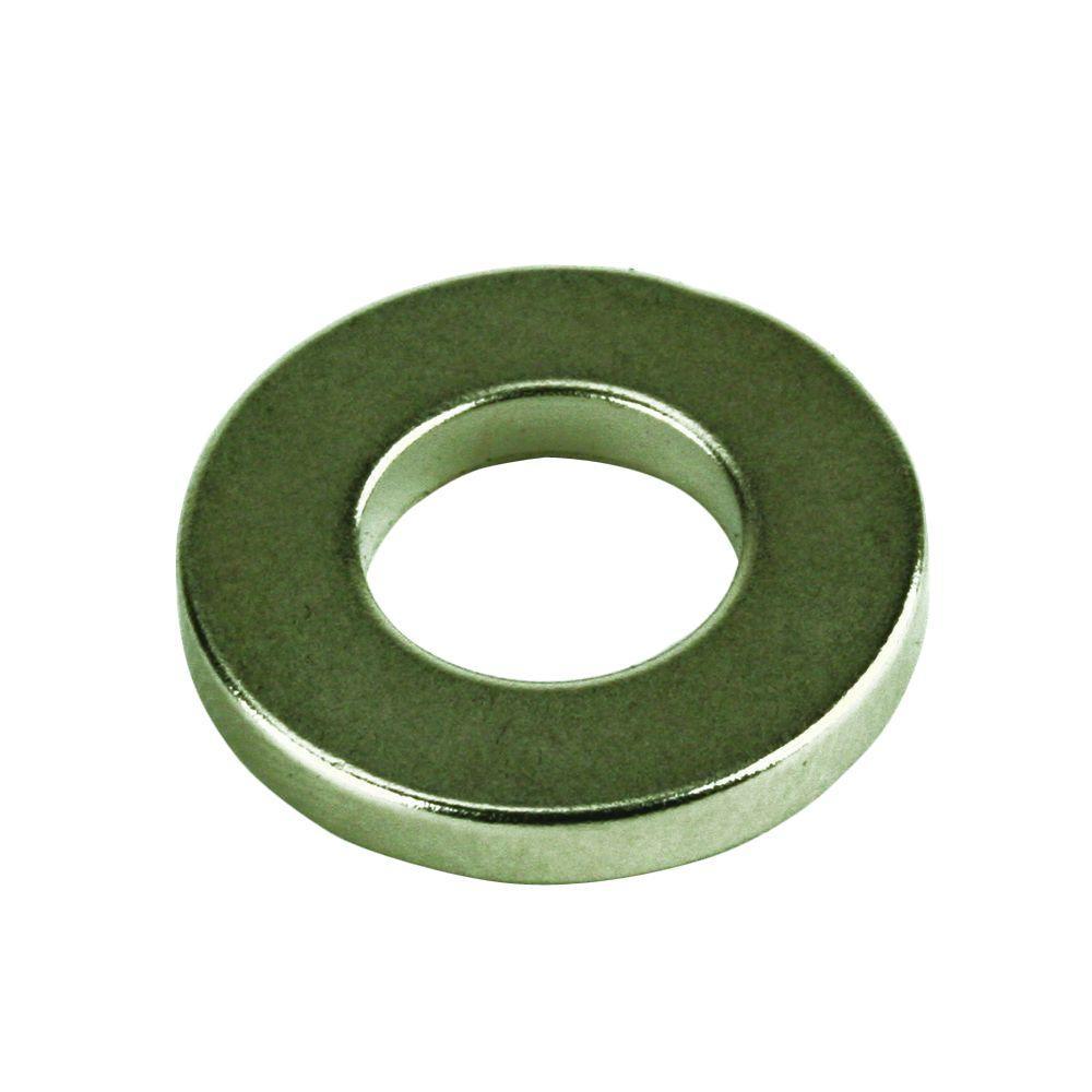 3/4 in. Neodymium Rare-Earth Magnet Discs (3 per Pack)