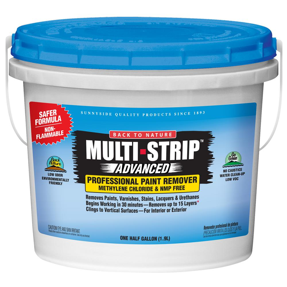 MULTI-STRIP Advanced Series 1/2 Gal. Professional Paint Remover