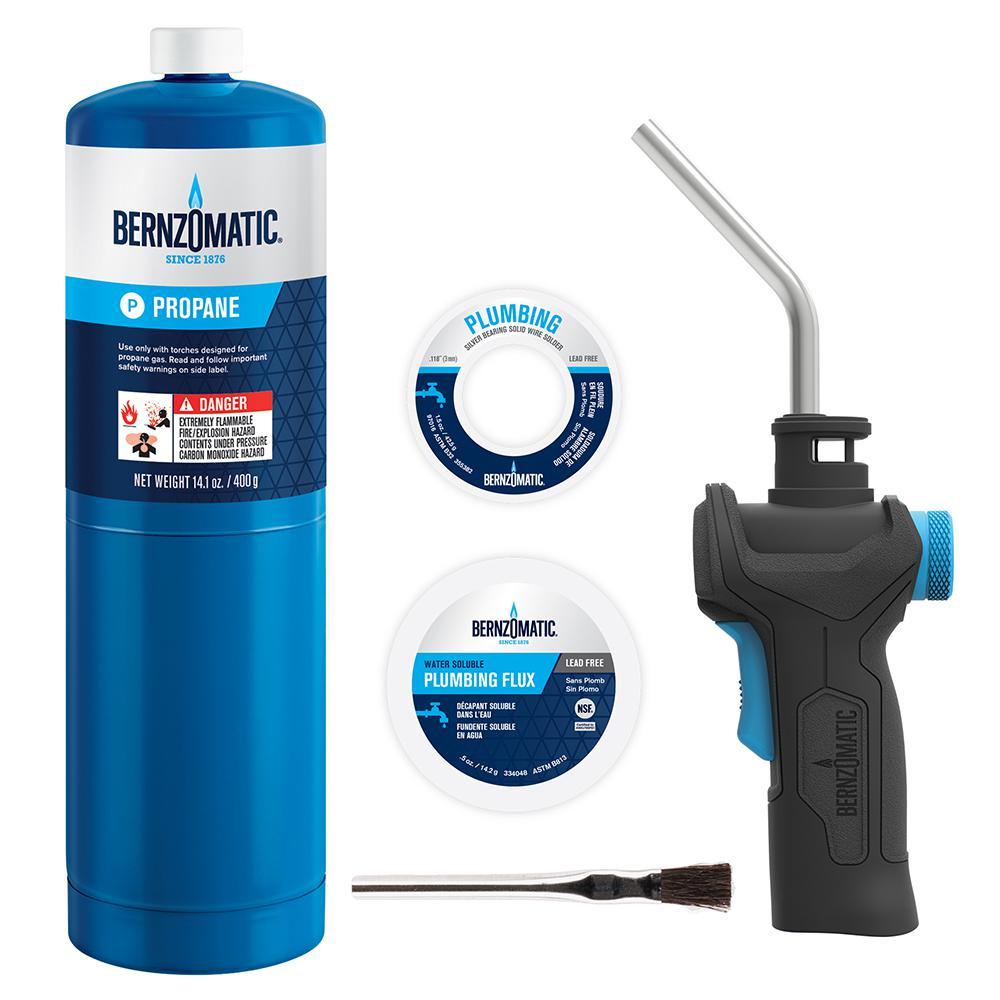 MagTorch 5 6 oz  Butane Cylinder-MT150B - The Home Depot