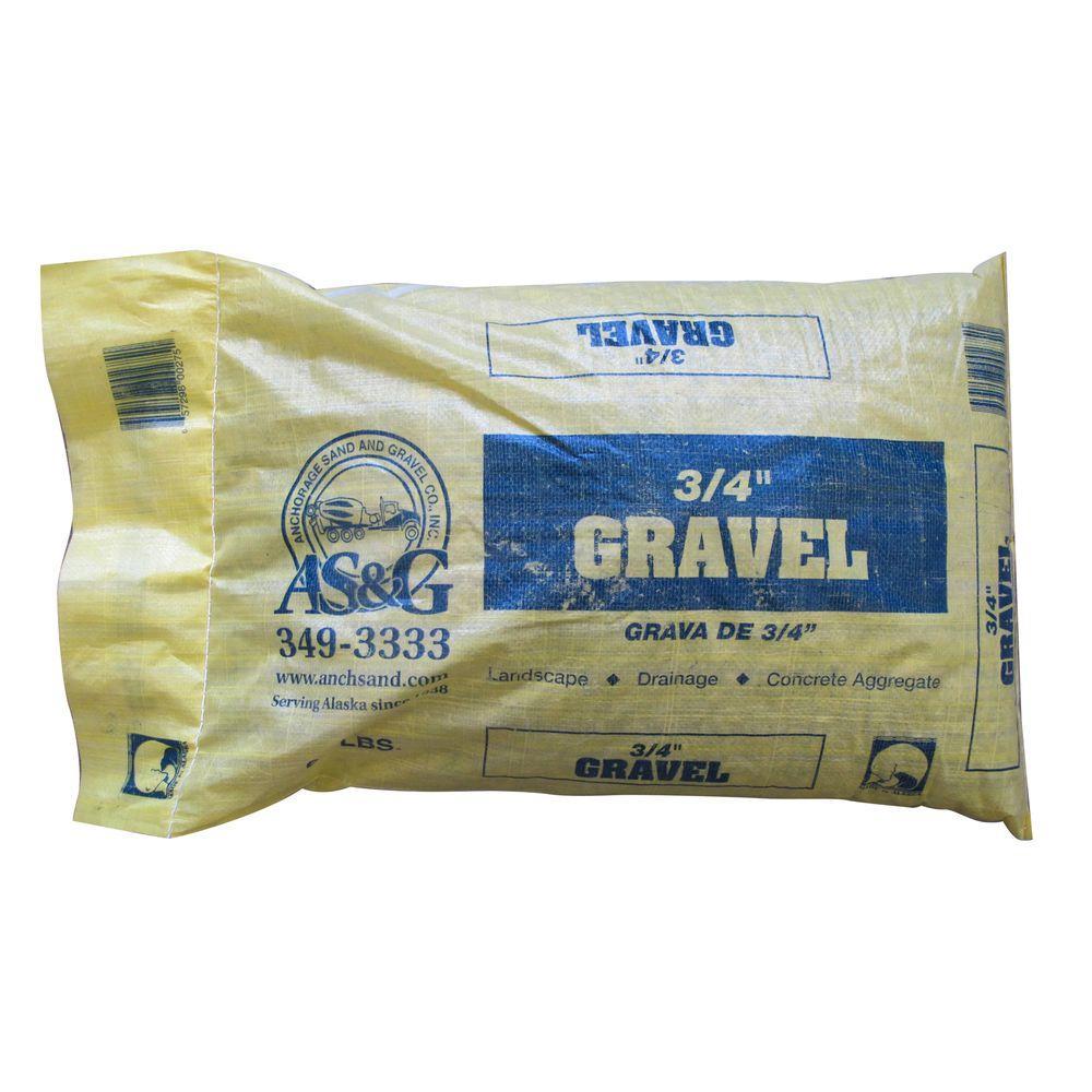 Quikrete 50 lb  All-Purpose Gravel-115150 - The Home Depot