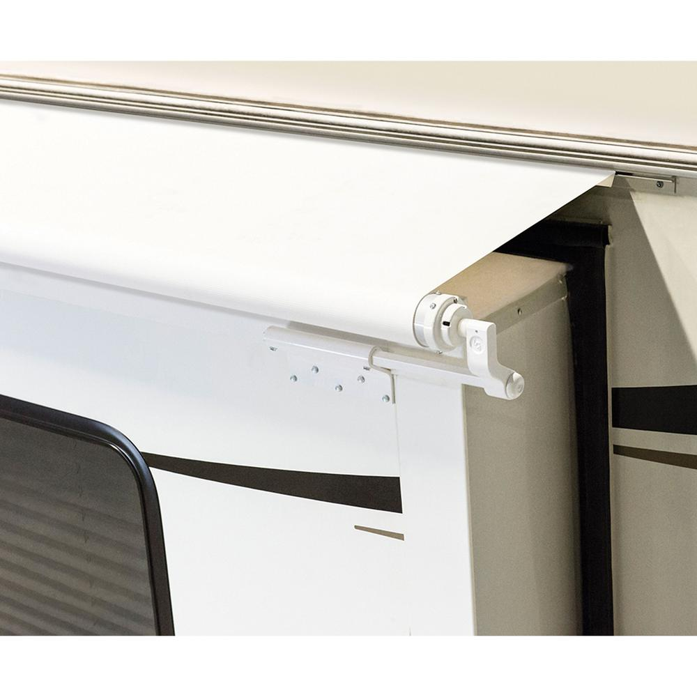Lippert Components Solera Awning Slider In White
