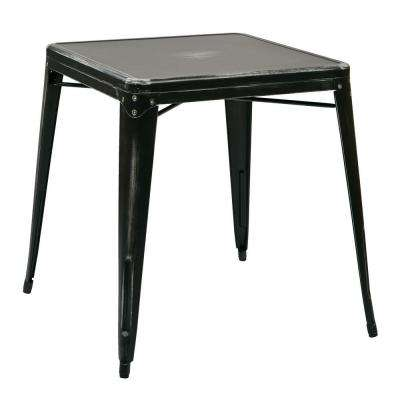 Bristow Antique Black End/Side Table