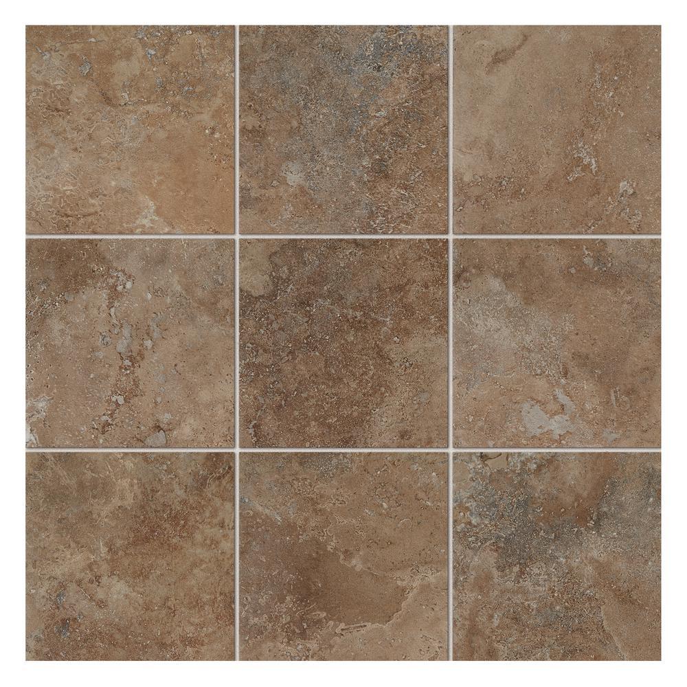 Travisano Venosa 6 in. x 6 in. Glazed Porcelain Floor and Wall Tile (10.12 sq. ft. / case)