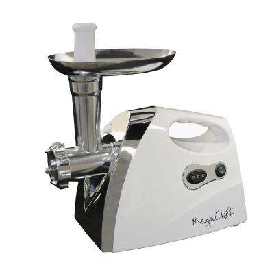 MG-650 1200W Meat Grinder with Sausage and Kibbe Attachments