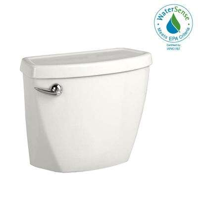 Baby Devoro 1.28 GPF Single Flush Toilet Tank Only in White