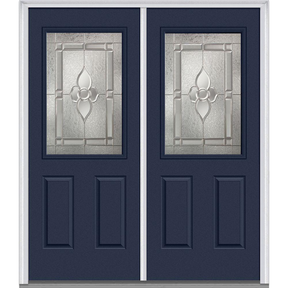 Right Handinswing Wood 72 X 80 Front Doors Exterior Doors