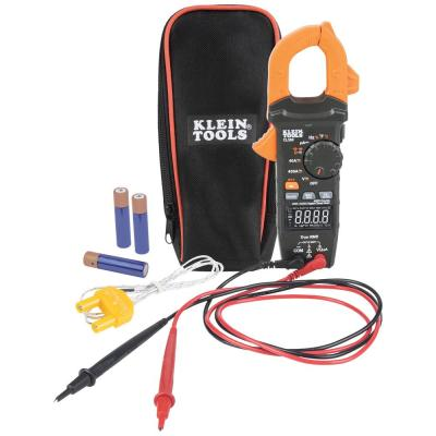 400 Amp AC/DC Digital Clamp Meter, Auto-Ranging