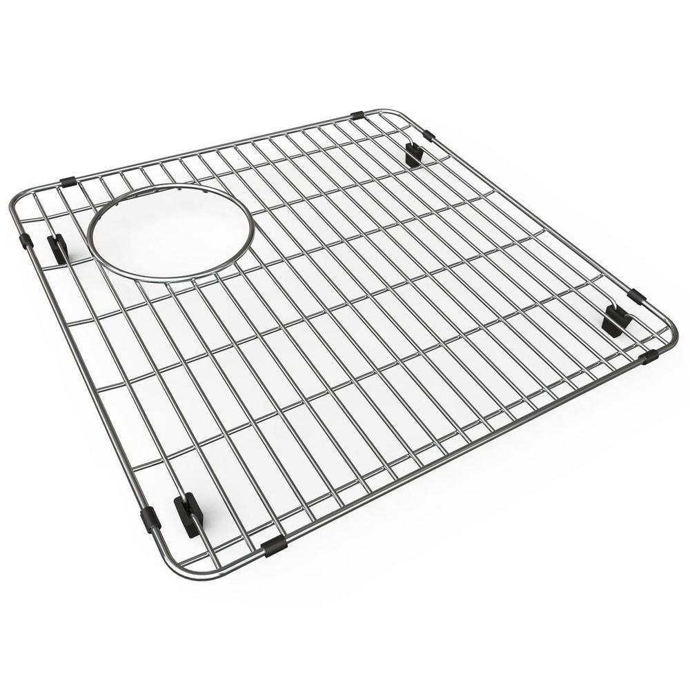 Kitchen Sink Bottom Grid - Fits Bowl Size 18-5/16 in. x 18-1/2 in.