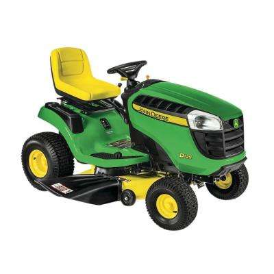 D125 42 in. 20-HP V-Twin Hydrostatic Front-Engine Riding Mower-California Compliant