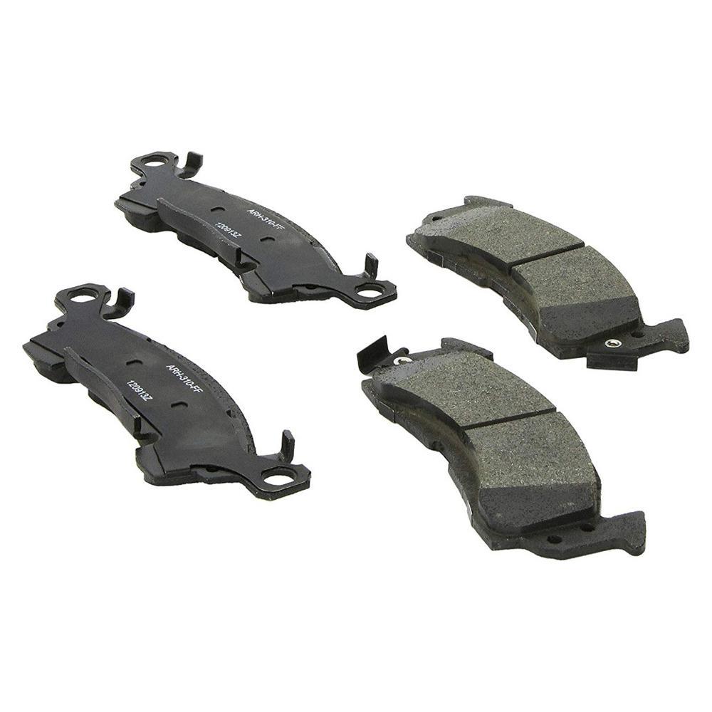 Service Grade Ceramic Disc Brake Pad - Front