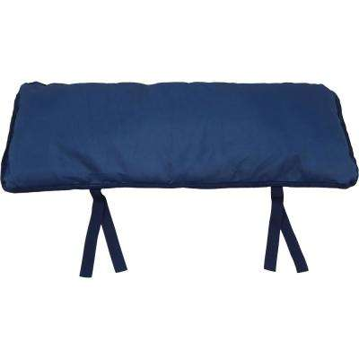 Hammock Pillow in Navy Blue