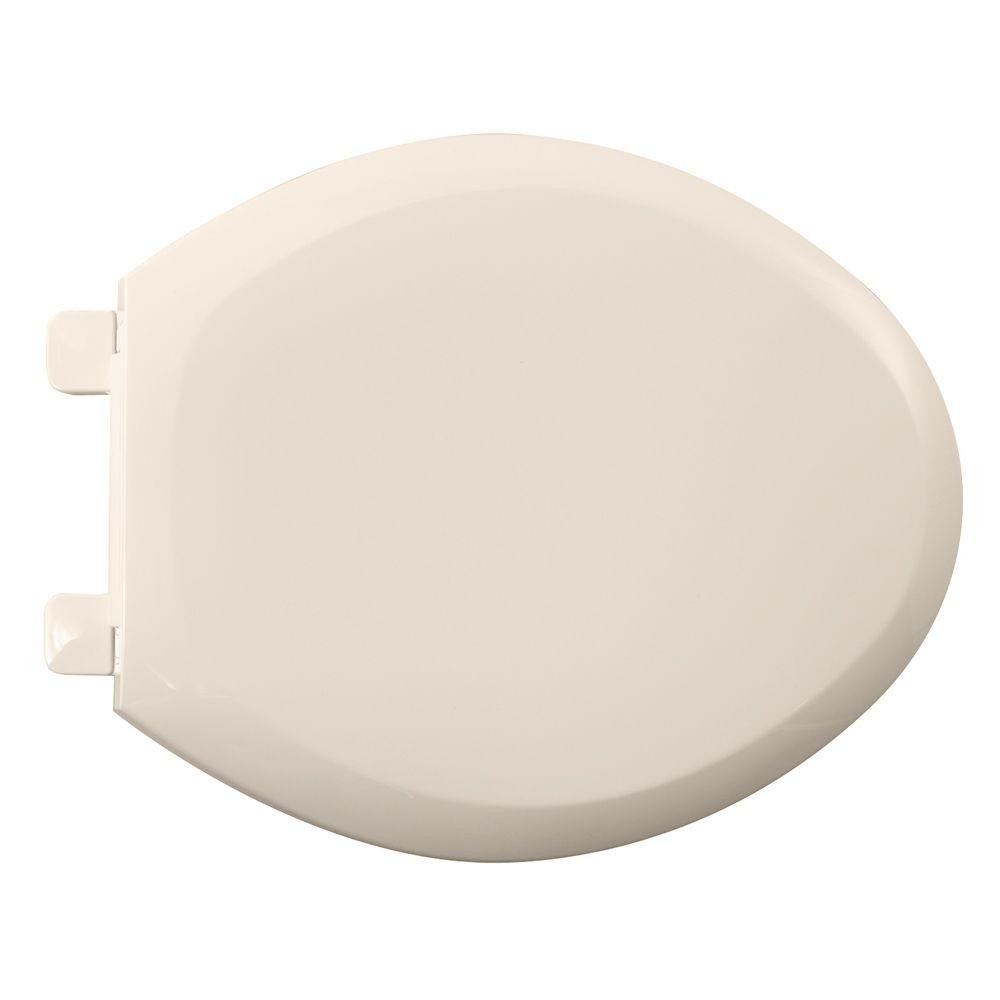 American Standard Cadet 3 Slow Close Elongated Closed Front Toilet Seat in Linen