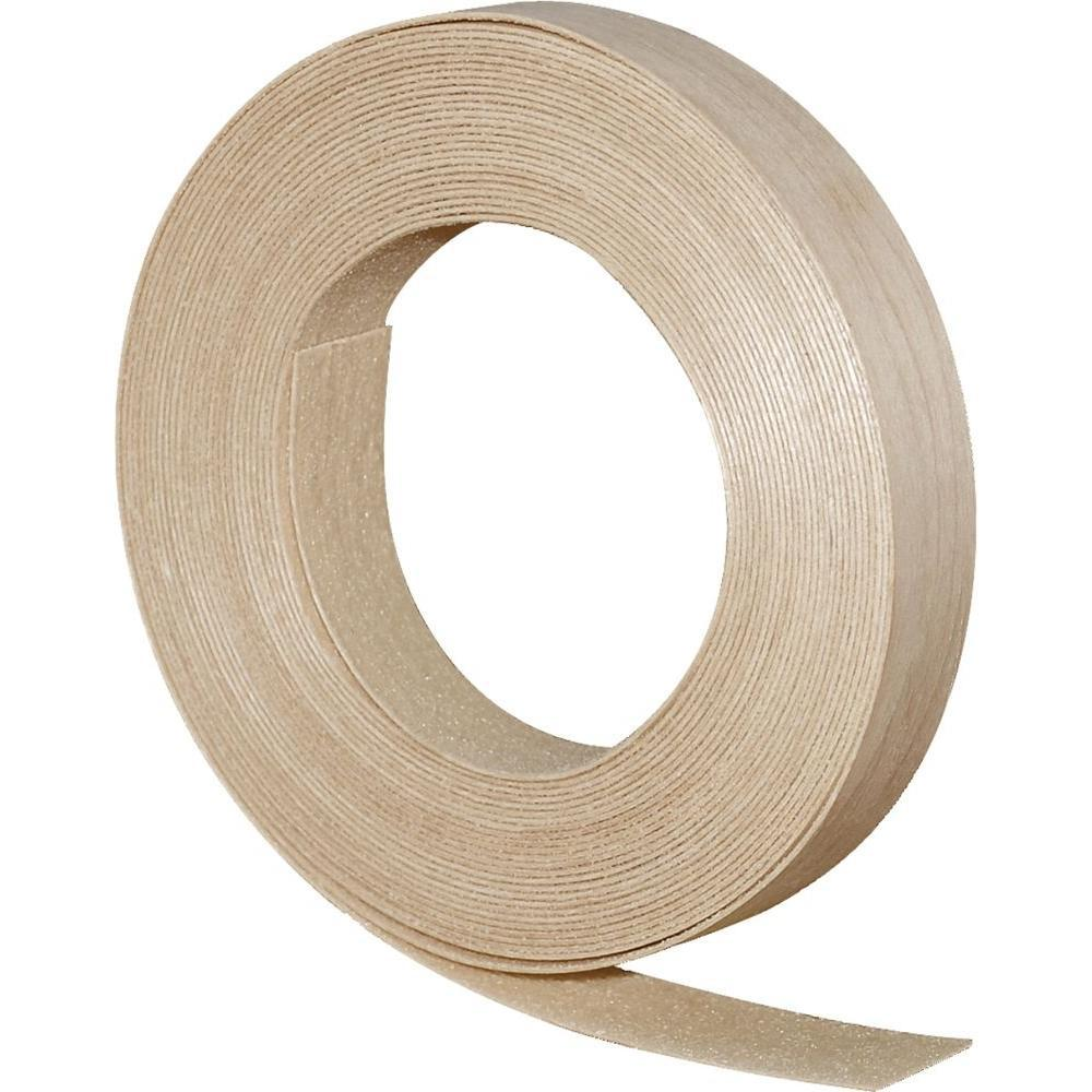 13 16 In X 25 Ft Walnut Edge Tape 5032181 The Home Depot