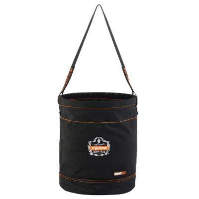 Arsenal 12.5 in. Tool Bucket in Gray Polyester