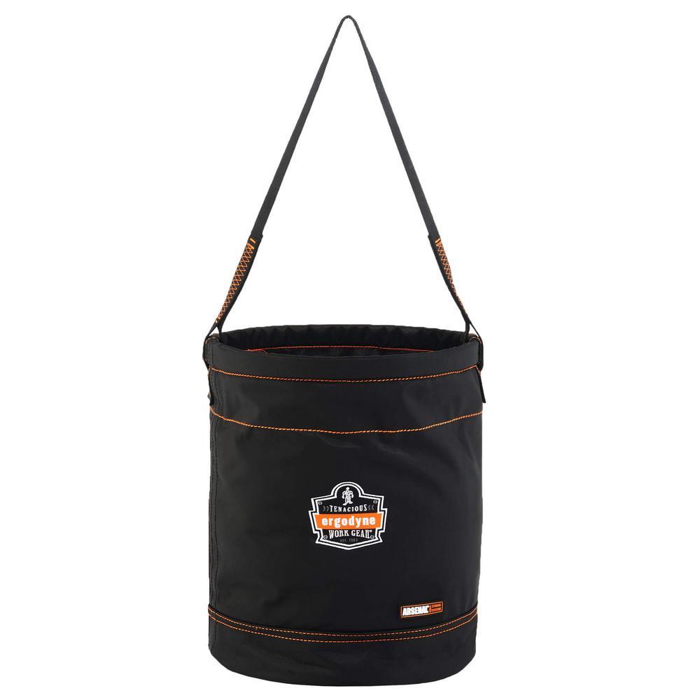 ARSENAL 5975 Polyester Hoist Bucket,Black
