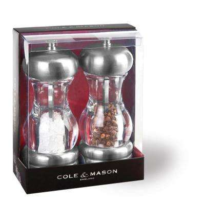 Saturn Salt and Pepper Mill Gift Set
