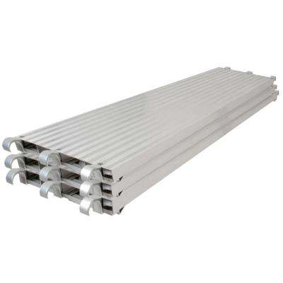 10 ft. x 19 in. All Aluminum Platform (Set of 3)