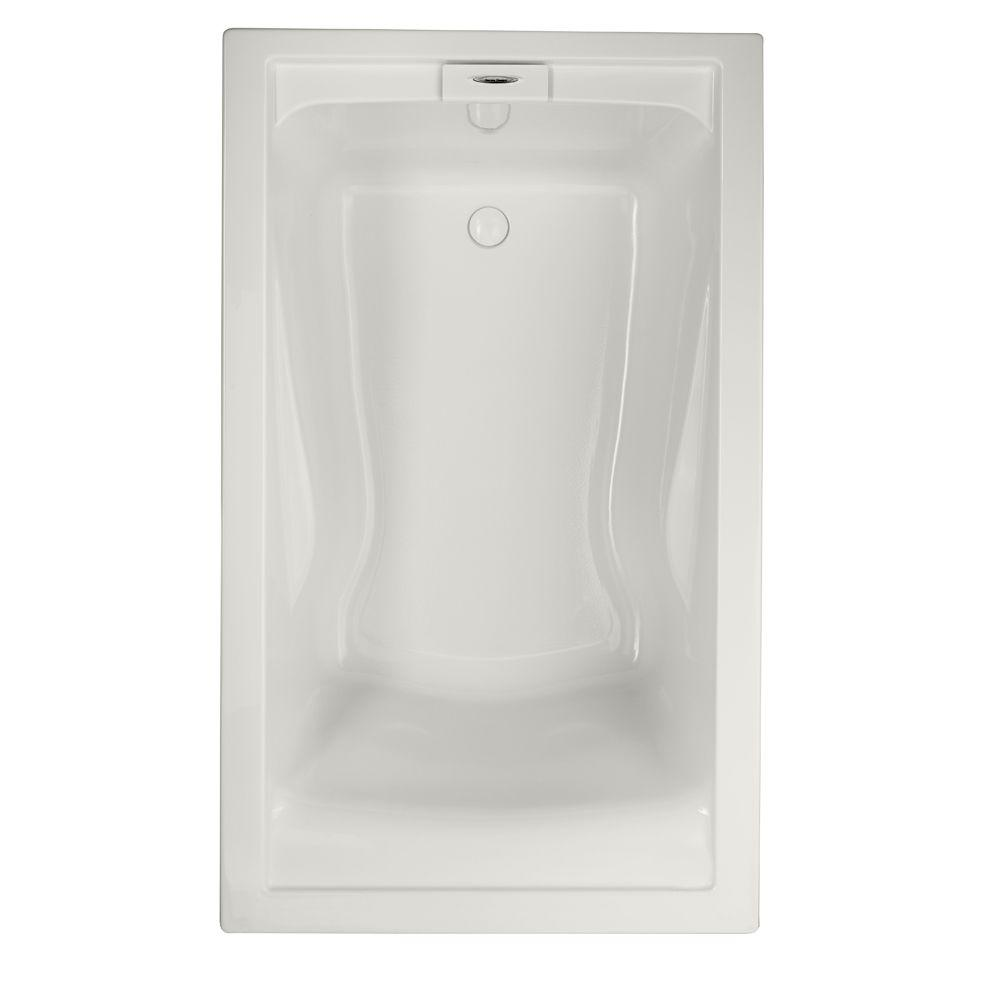 American Standard EverClean 5 ft. x 36 in. Soaking Tub with Reversible Drain in White