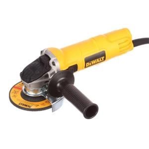 Dewalt 7 Amp 4-1/2 inch Small Angle Grinder with 1-Touch Guard by DEWALT